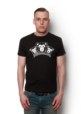 3Gibbons Logo - Black